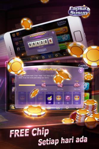 Capsa Susun Free Poker Casino Apk 1 7 0 Download For Android Download Capsa Susun Free Poker Casino Apk Latest Version Apkfab Com