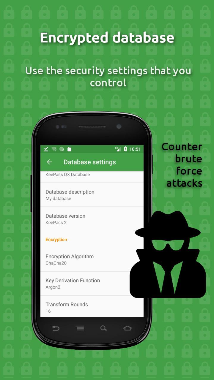 KeePass DX for Android - APK Download