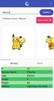 PokéDex screenshot 2