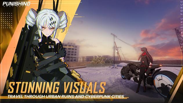 Punishing: Gray Raven screenshot 18
