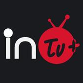 InTv+ أيقونة