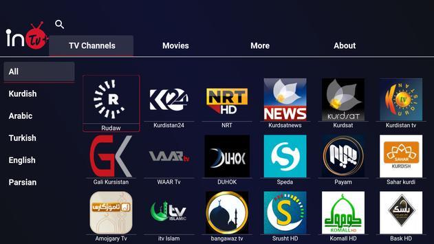 InTv+ تصوير الشاشة 2