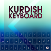 Kurdish Keyboard - Kurdish English Keyboard icon