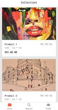 Kuwait Art Co. screenshot 2