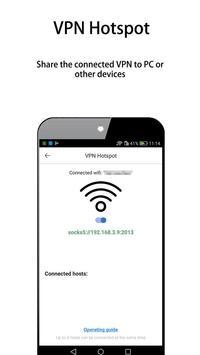 KUTO VPN screenshot 1