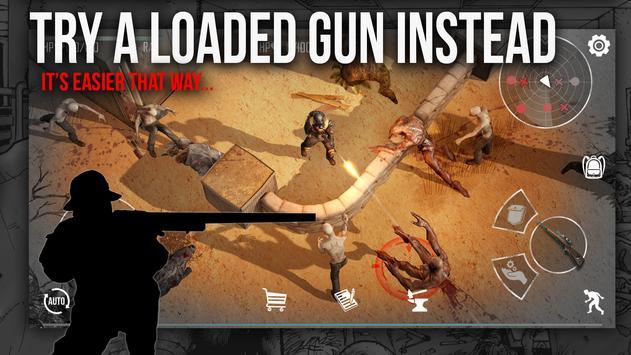 Last Survivor Diaries - Zombie Survival imagem de tela 8