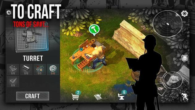 Last Survivor Diaries - Zombie Survival imagem de tela 10
