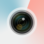 KVAD Camera +: best selfie app, cute selfie, Grids icon