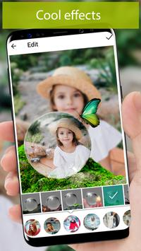 PiP camera. Picture in picture collage maker screenshot 1