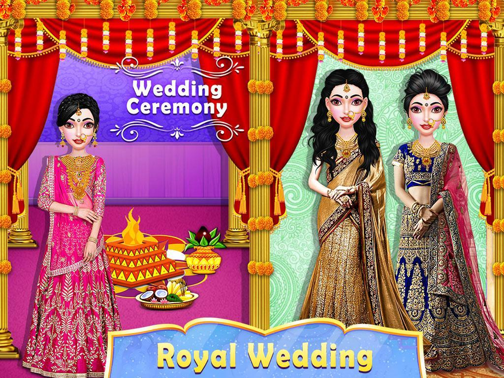 Stylist Fashion Indian Wedding Games For Girls For Android Apk Download
