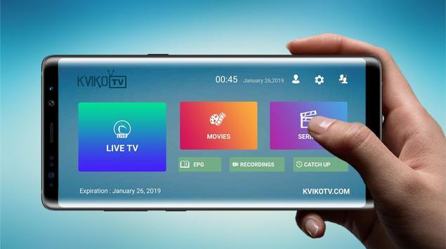 KvikoTV poster