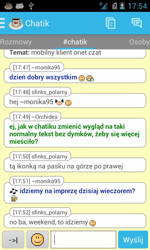Chatik For Android Apk Download