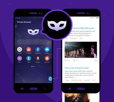 private browser on android phone