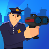 Let's Be Cops 3D icon