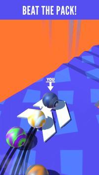 Ball Racer poster