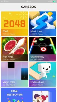 Game Box screenshot 1