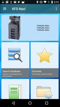 KFS Service Navigation screenshot 3
