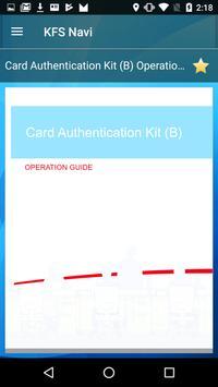 KFS Service Navigation screenshot 6