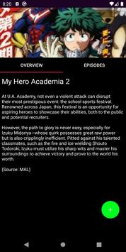 Anime Plus Ultra screenshot 1
