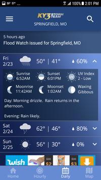 KY3 Weather screenshot 4