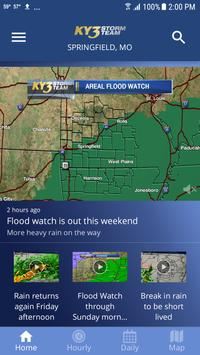 KY3 Weather poster