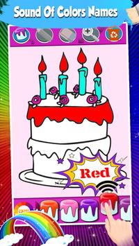 Cake Coloring Pages screenshot 13
