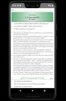 Qur'an translation screenshot 4