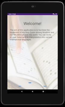 Qur'an translation screenshot 11