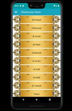 Qur'an translation screenshot 3