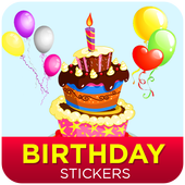 WAStickers - Birthday Stickers icon