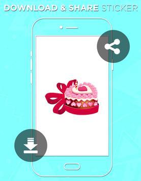 WAStickers - Birthday Stickers screenshot 4