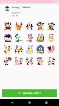 WAStickerApps: Do you Love? Stickers for Whatsapp screenshot 4