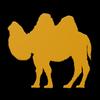 Lerne Deutsch mit Camel Zeichen