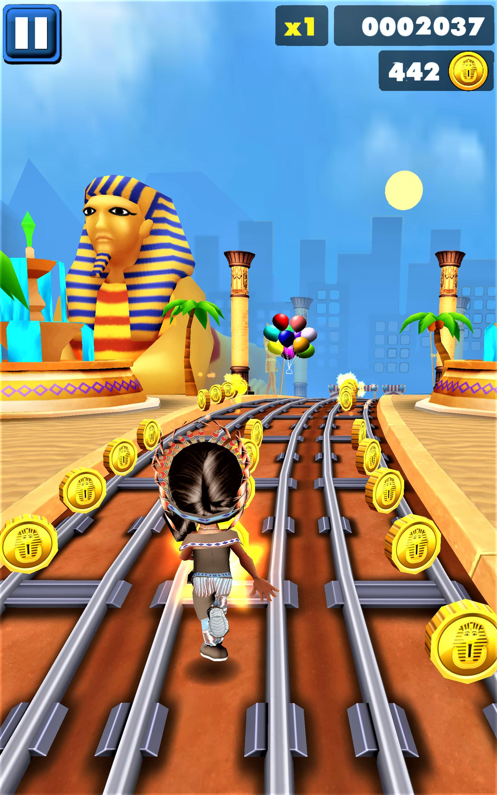 Bus Rail Rush - Multiplayer for Android - APK Download