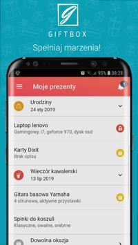GiftBox - pomysły na prezent dla każdego screenshot 1