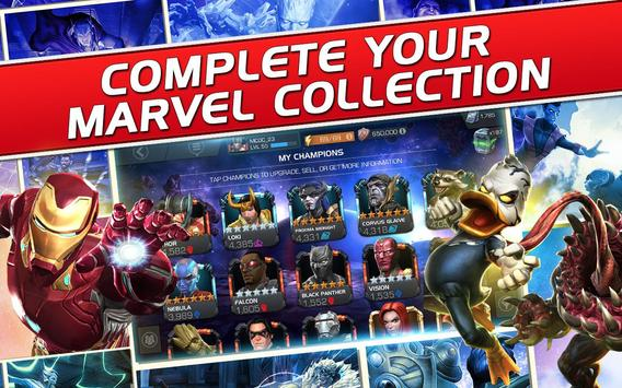 MARVEL Contest of Champions screenshot 14