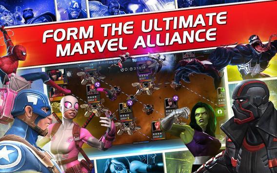 MARVEL Batalla de Superhéroes captura de pantalla 1