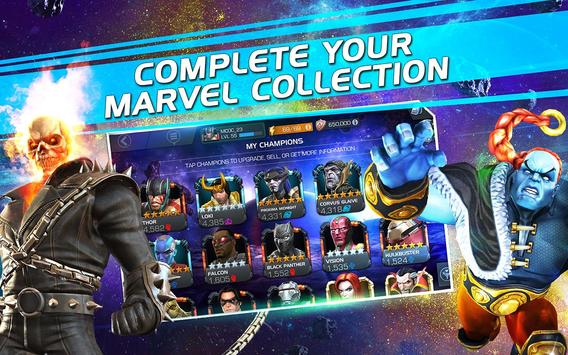 MARVEL Contest of Champions screenshot 2