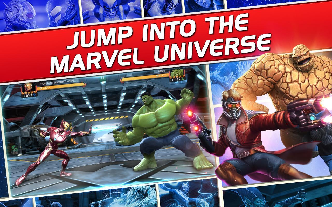 marvel contest of champions hack 2018 download
