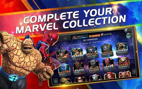 MARVEL: Битва чемпионов скриншот 8