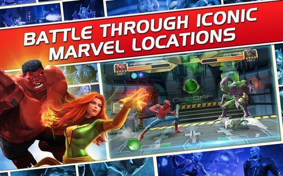 MARVEL Batalla de Superhéroes captura de pantalla 9