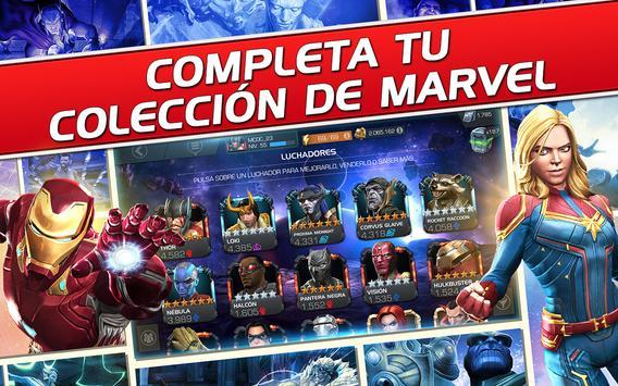 Marvel captura de pantalla 2