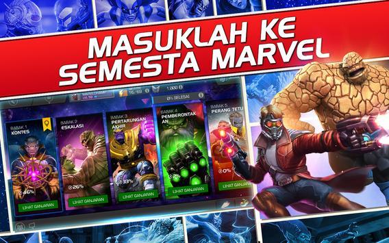 Marvel Contest of Champions syot layar 10