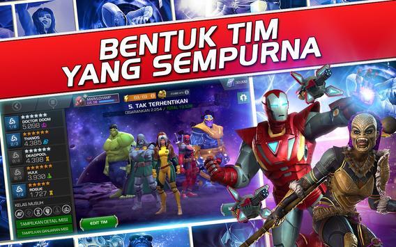 Marvel Contest of Champions syot layar 12