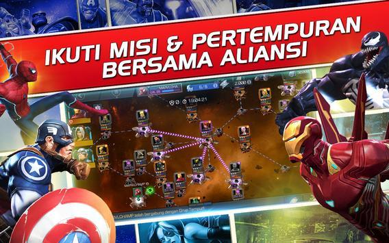 Marvel Contest of Champions syot layar 1
