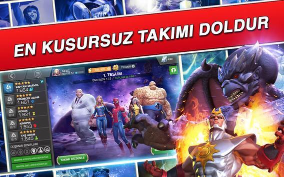 Marvel Şampiyonlar Turnuvası Ekran Görüntüsü 12