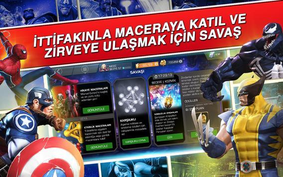 Marvel Şampiyonlar Turnuvası Ekran Görüntüsü 1