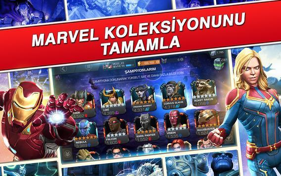 Marvel Şampiyonlar Turnuvası Ekran Görüntüsü 2