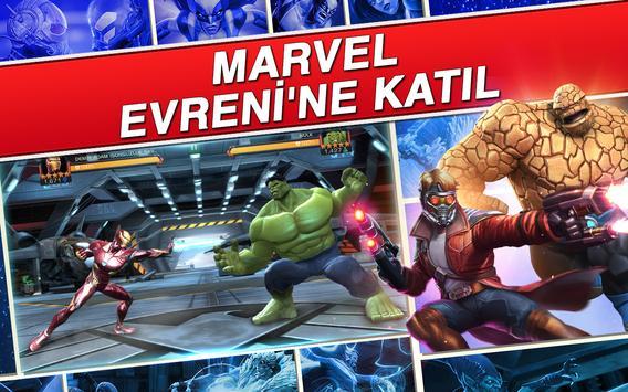 Marvel Şampiyonlar Turnuvası Ekran Görüntüsü 4