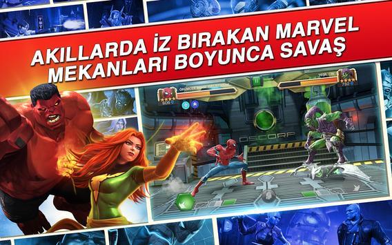 Marvel Şampiyonlar Turnuvası Ekran Görüntüsü 9